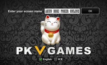 Tips dan Cara Membuat Akun Poker HOKI Pkv Games