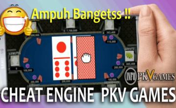 Cheat Engine Pkv Games Meningkatkan Kemenangan Akun Member