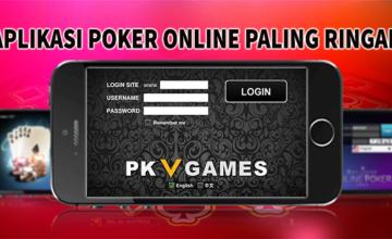 Aplikasi Judi Poker Online Terbaik dan Mudah Di Download