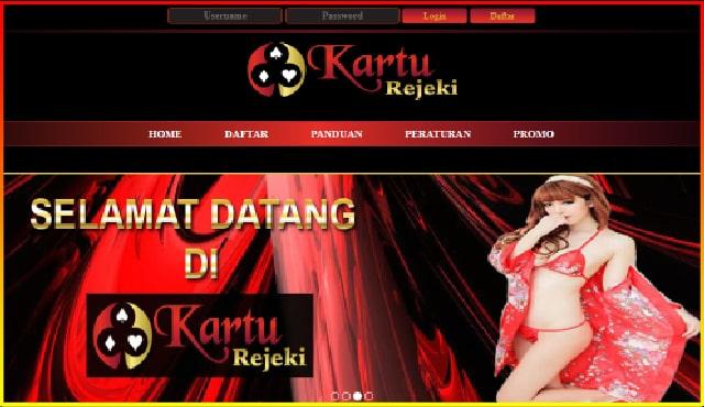 KartuRejeki Situs Judi Poker Online Terpercaya Server Pkv Games